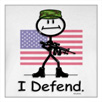 USA Military T-Shirts and Gifts